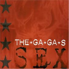 The Ga Ga's-Sex CD Single  Very Good