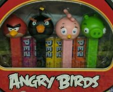 LOOSE 2019 RELEASE NEW /& UNUSED SILVER NOT SOLD IN US ANGRY BIRD PEZ