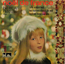 PATRICIA PATOUNE NOËL DE FRANCE FRENCH ORIG EP CLYDE BORLY