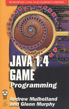 Java 1.4 Game Programming (Wordware Game and Graphics Library)-ExLibrary