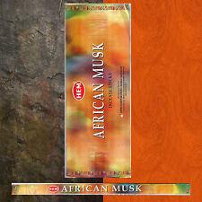 Encens  AFRICAN MUSC 10g - (Création/Aphrodisiaque) - Encens Indien
