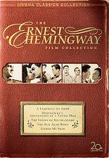 Hemingway Classics Film Collection (DVD, 2007, 5-Disc Set) 5 Movies NEW