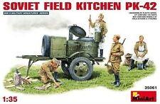 MiniArt 35061 - Soviet Field Kitchen KP-42