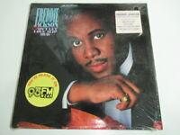"Freddie Jackson 12"" LP Record Don't Let Love Slip Away Capitol C1-48987 Soul R&B"
