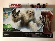 Star Wars 3.75 Force Link Wampa & Luke Skywalker