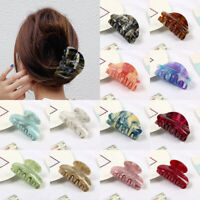 Hair Claws Band Crab Clamp Hair Clip Barrette Hairpin Make Up Hair Styling Tools