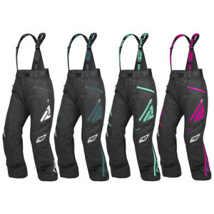 FXR Womens Vertical Pro Pant Warm Thermal Insulated Snowproof Moisture Resistant