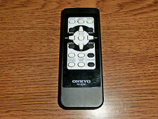 Used ONKYO RC-670E Replacement Remote Audio Remote for DS-A2,DS-A2