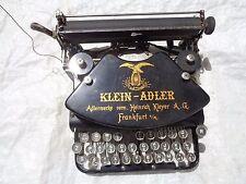 Schreibmaschine Klein Adler