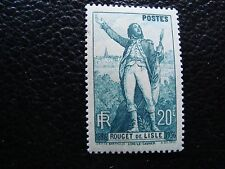FRANCE - timbre yvert et tellier n° 314 n* (2 dents aminci) (L1) stamp french