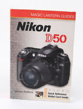 MAGIC LANTERN GUIDES NIKON D50, 2006 (MISSING THE WALLET CARD)/204544