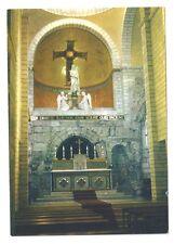 Israel Jerusalem Ecce Homo Basilica Church Interior Altar 1960s 4X6 Postcard