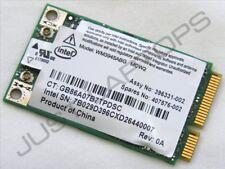 Intel PRO/Inalámbrico 3945abg MINI-PCIE Red Inalámbrica Conexión Tarjeta