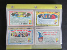 1964 Topps Nutty Awards Non-Sport Cards Complete Set (32) MINT