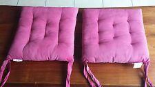 Lot de 2 coussins de chaises ALINEA