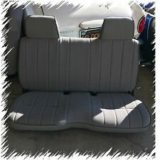 TOYOTA Bench Seat Covers KIT for 1987-94 Pick-up  w/ hog rings & pliers (Hilux)