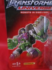2005 Kids Skill 3 Transformers Universe Robots in Disguise STEAMHAMMER Toy New