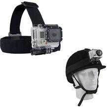 Head Strap Mount for GoPro Hero5, 4, 3+, 3, 2, 1 Cameras