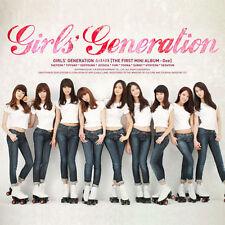 SNSD GIRLS' GENERATION [GEE] 1st Mini Album CD+44p Photo Book K-POP SEALED