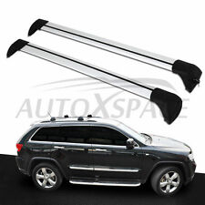 Fit for Jeep Grand Cherokee 2011-2018 Baggage Luggage Roof Rack Rail Cross Bar