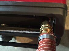 """Honda Eu3000is Inverter Generator 1"""" Steel Exhaust Extension (5 Foot)"""