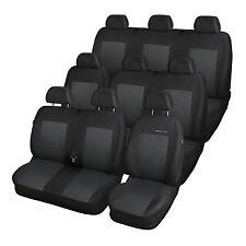 VW T5 9 Sitze BJ 2003-2015  Original Volkswagen Maß Sitzbezüge Schonbezüge P3