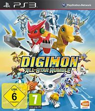 Digimon - All-Star Rumble - Playstation 3 - Neuware