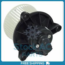 New A/C Heater Blower Motor for Chrysler Aspen / Dodge Durango UQ