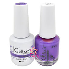 GELIXIR Soak Off Gel Polish Duo Set (Gel + Matching Lacquer) - 028