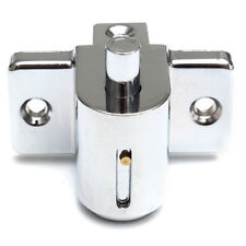 Aluminum Sliding Patio Door Window Bolt Lock Catch Push Lock Security top