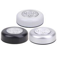 Mini 3LED Leuchtstab Auf Wasserhahn Touch Lampe Batteriebetrieben Für Schrank