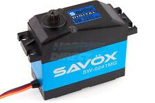 Savox 1/5 40kg 7.4v Metal Geared Waterproof Servo