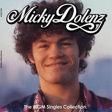MICKY DOLENZ - THE MGM SINGLES COLLECTION USED - VERY GOOD CD