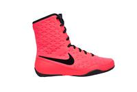 NIKE KO Boxing Shoes Boxing Boots Pink 601