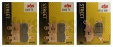 Kawasaki Z 1000 07 09 avant Course Frittage plaquettes de frein SBS 838rs OE