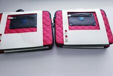 """HUGE LOT OF 24 Knomo Slim 13"""" Laptop Sleeves for MacBook Pro, Teaberry"""