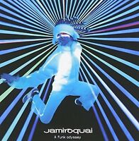 Jamiroquai A funk odyssey (2001) [CD]