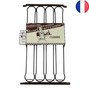 Lot 2X Support Dosettes Café Capsule Nespresso métal 38cm Rangement