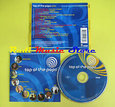 CD TOP OF THE POPS 2004 compilation BLACK EYED PEAS THE SERVANT no lp mc (C14)
