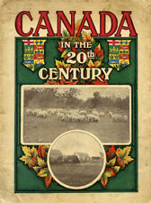 "* CANADA 1904 "" IN THE 20th CENTURY """