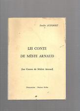 LEI Märchen Meste Arnaud die -märchen maître Arnaud E Audibert signiert @@