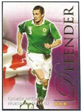 FUTERA 2010 WORLD FOOTBALL-SERIES 2- #510-NORTHERN IRELAND-GEORGE McCARTNEY