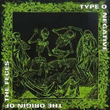 TYPE O NEGATIVE - The Origin Of The Feces CD
