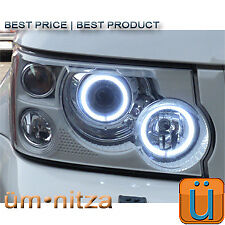 Range Rover L322 2006-2010 HSE Sport Umnitza Orion V4 LED Angel Demon Eyes Kit