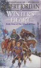 Robert Jordan WINTER'S HEART SC Book