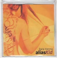 (HB869) Alias Kid, Zara Henna - 2015 DJ CD