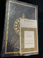 Treasure Island Stevenson Easton Press Collectors Leather Gold Illust Sealed KH
