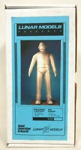 Lunar Models Day The Earth Stood Still GORT Special Limited Edition Resin Kit
