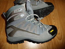 ASOLO NEUTRON LEATHER HIKING BOOTS MEN'S 10 WIDE RTL $225
