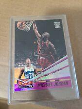 1993-94 Topps Stadium Club MICHAEL JORDAN Beam Team MEMBERS ONLY Very Sharp Card